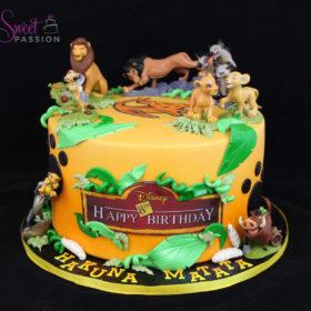 Brilliant Simba Sweet Passion Cakery Funny Birthday Cards Online Bapapcheapnameinfo