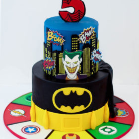 Remarkable Justice League Sweet Passion Cakery Funny Birthday Cards Online Kookostrdamsfinfo